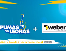 Evento Weber – Pumas Vs Leonas