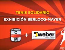 Evento Weber – Tenis Solidario