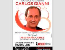Teatro Tadron – Carlos Gianni