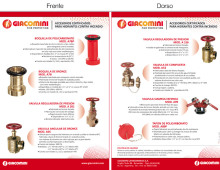 Giacomini – Folleto Fire Protection